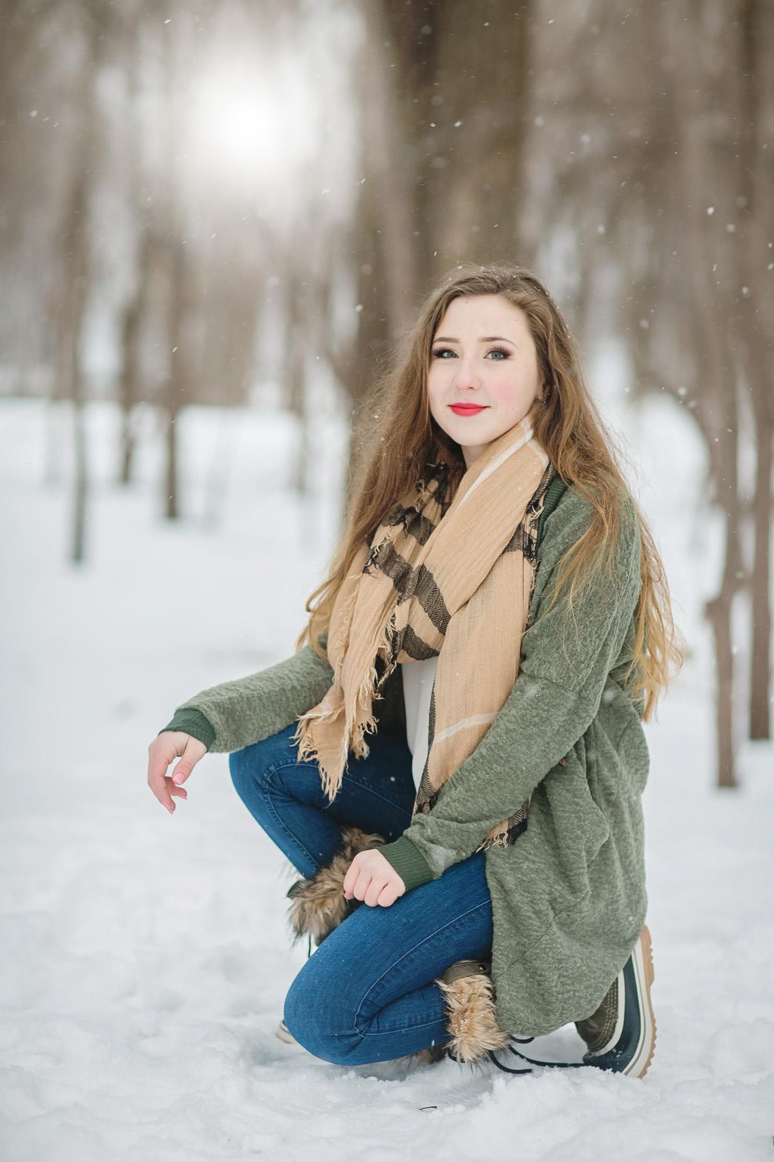Winter Senior Model Shoot - Twin Cities Senior Portraits ... on Model Pictures Ideas  id=29883
